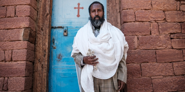 Reports out of Ethiopia speak of massacre of priests