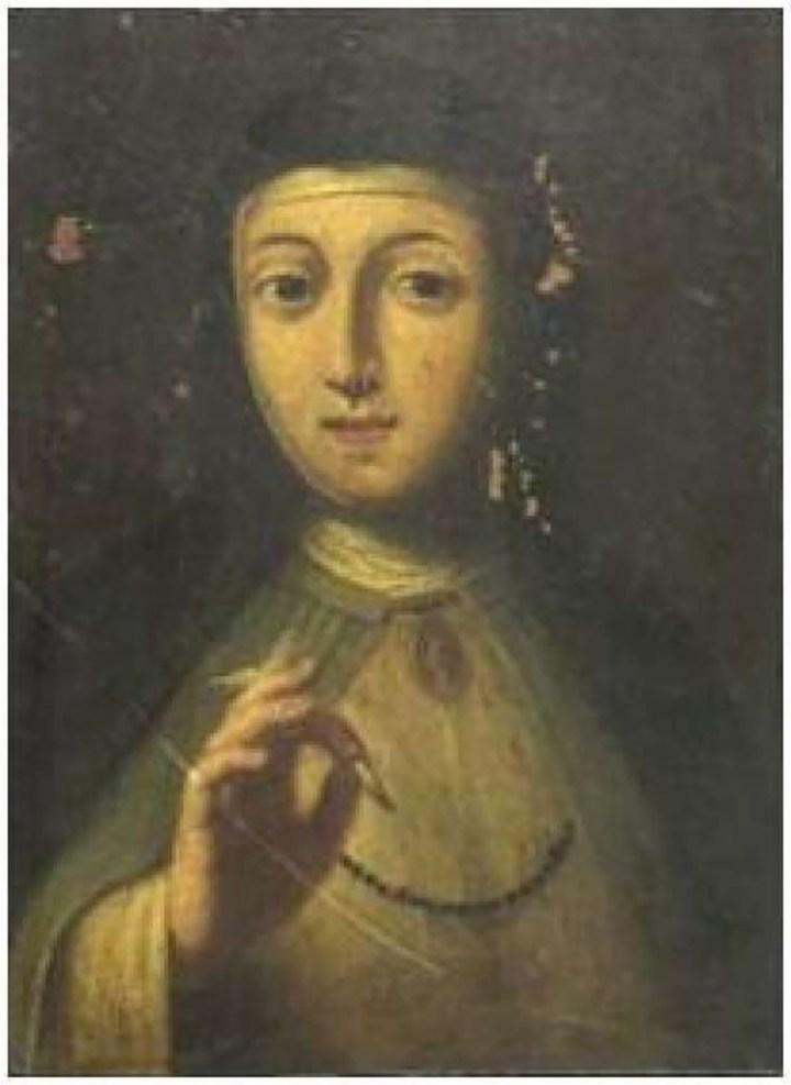 PORTRAIT OF PLAUTILLA NELLI