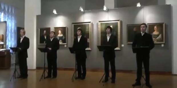 Rachmaninoff choral hymn