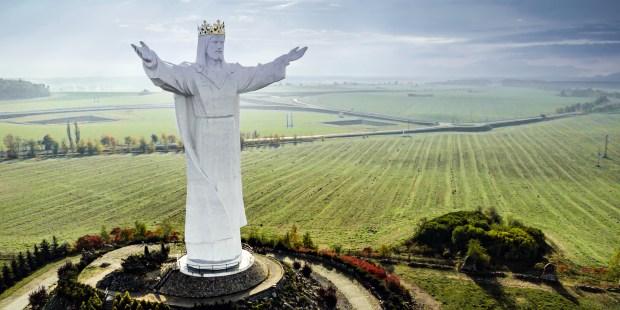Pomnik Chrystusa Krola