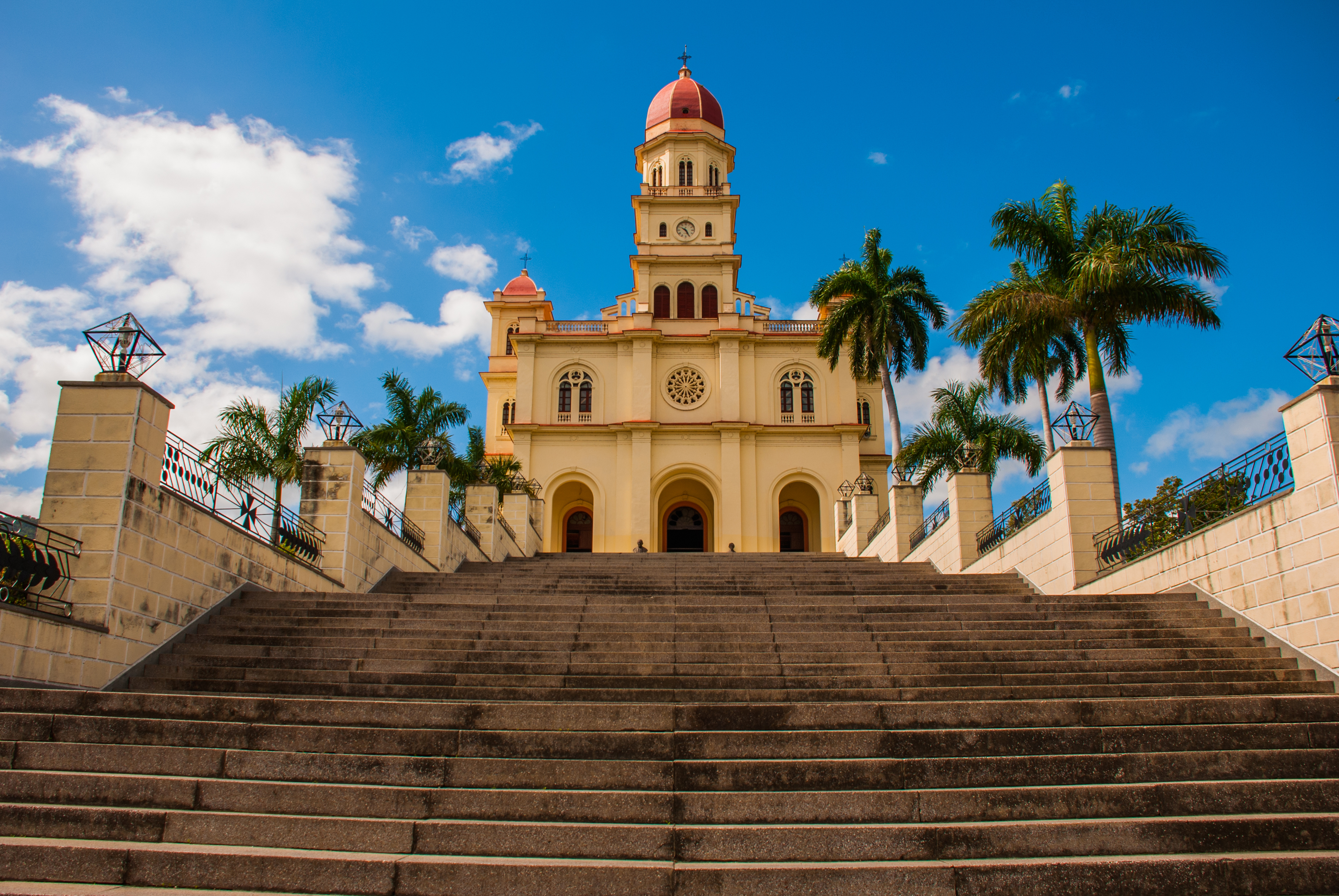 20 May – Rosary for the end to the pandemic from the Shrine of OUR LADY OF CHARITY OF EL COBRE, CUBA