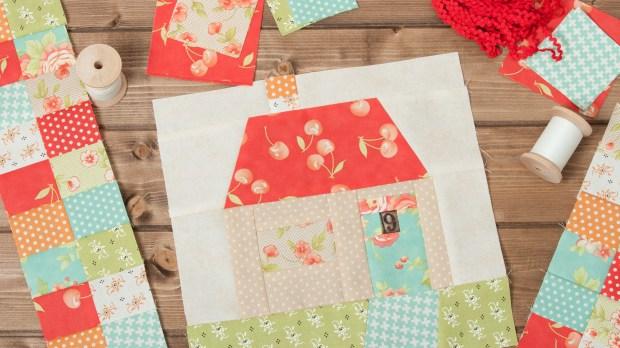 quilt making