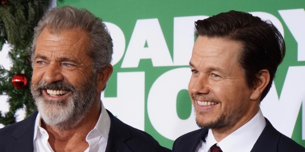 Wahlberg and Gibson