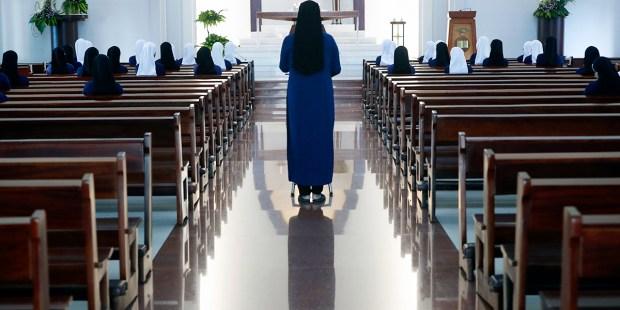 Dominican nun