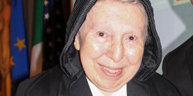 Sister Margherita Marchione
