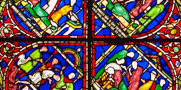 (slideshow) The de-Catholicization of the Canterbury Cross