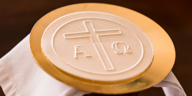 Prayer of reparation for offenses against the Eucharist