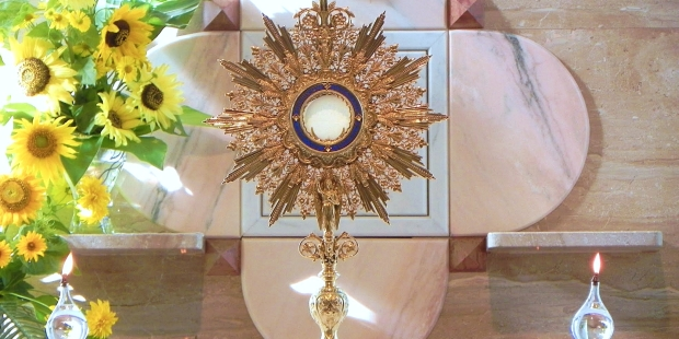 (SLIDESHOW) Sunday of Corpus Christi