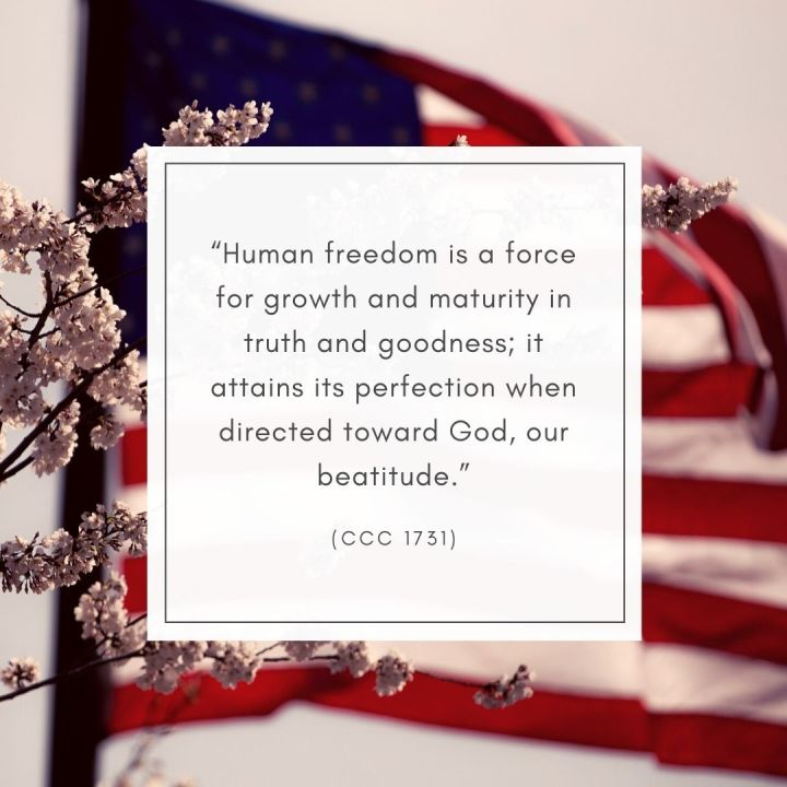 (SLIDESHOW) 10 Inspiring quotes that remind us what freedom really means