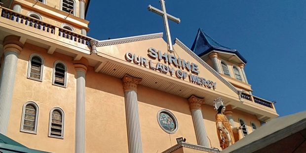 SHRINE OF OUR LADY OF MERCY