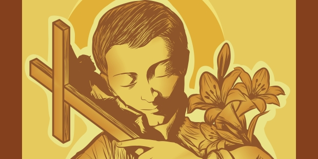 Prayer to St. Aloysius for purity of mind and body