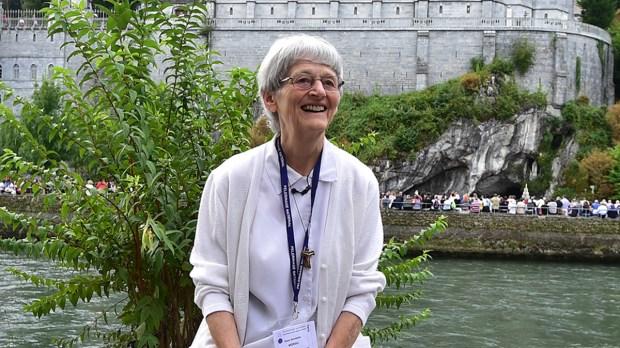 sister Bernadette Moriau