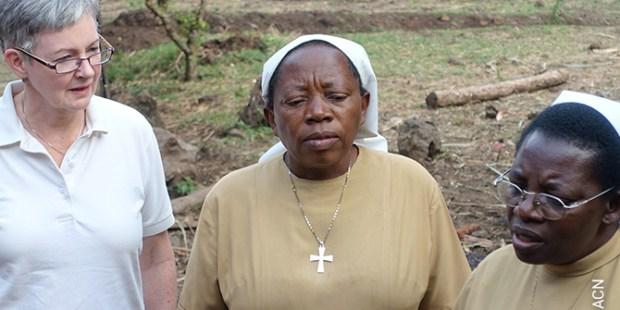 Sister Francine, DEMOCRATIC REPUBLIC OF CONGO