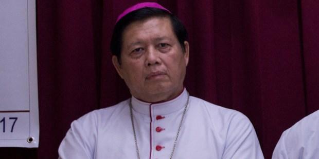 Bishop John Hsane Hgyi