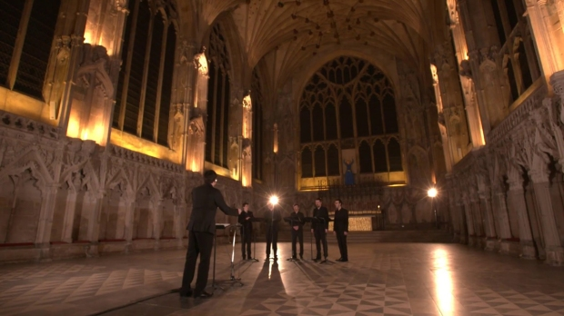 Gesualdo Six at Ely Cathedral