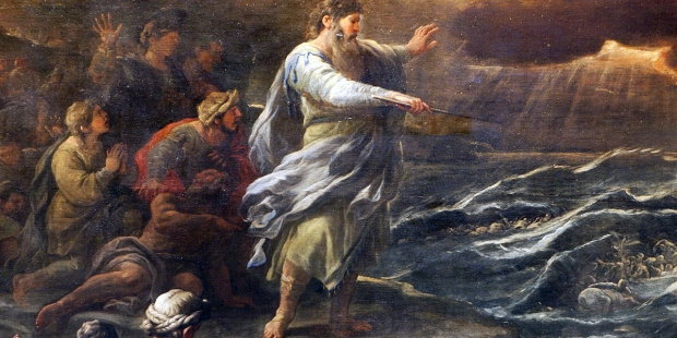 Falling on your face: Lessons in leadership from Moses