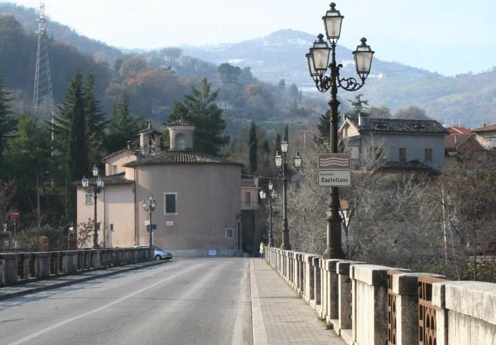 Madonna del Ponte Ascoli Piceno