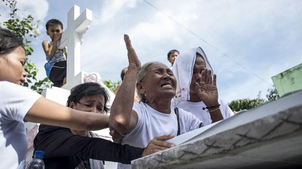 PHILIPPINES CRIME WARS