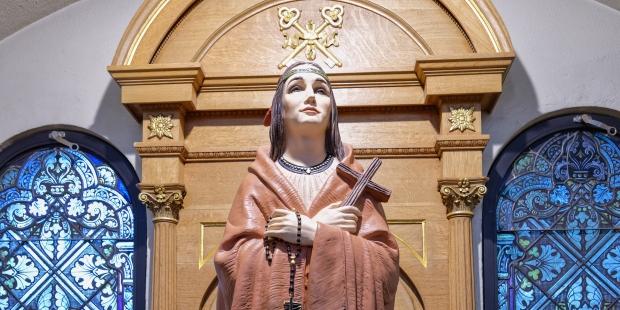 saint Kateri