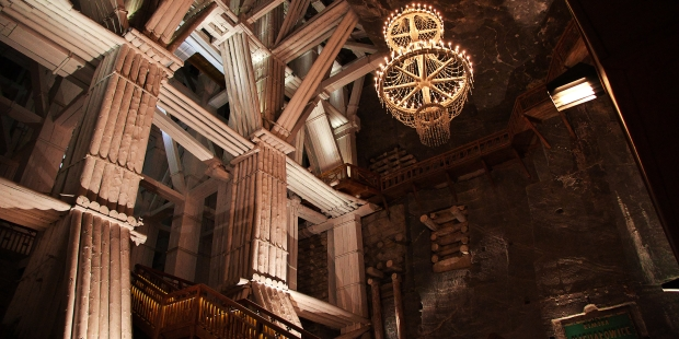 (SLIDESHOW)This underground mine in Poland is home to more than 40 chapels