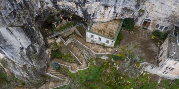 Sactuary of Sainte-Baume