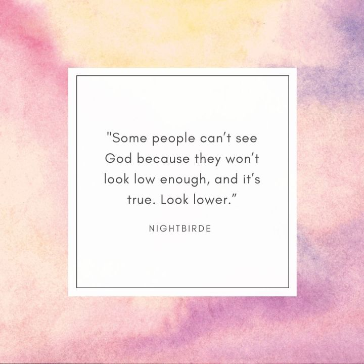 (Slideshow) 8 Powerful quotes from Nightbirde that will fill you with hope