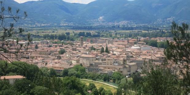 Rieti: City of popes, city of Saint Francis