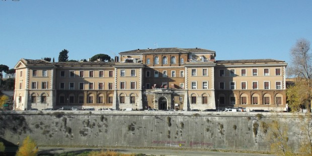 (slideshow) The oldest hospital in Europe was founded by the Pope