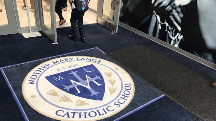 Mother Mary Lange CATHOLIC SCHOOL