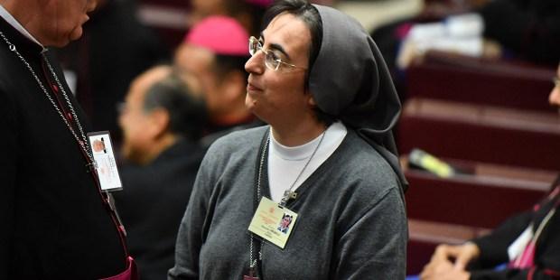 SISTER ALESSANDRA SMERILLI