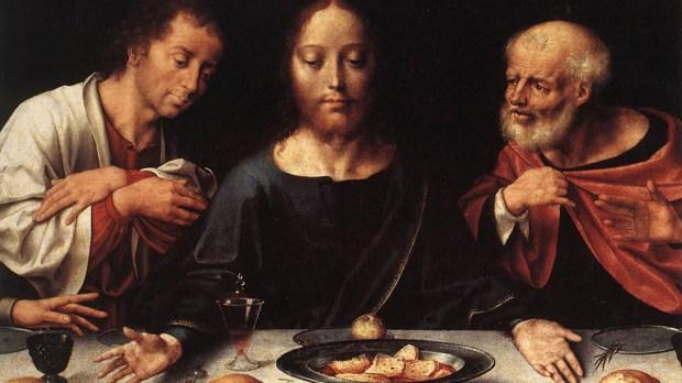 Altarpiece of the Lamentation