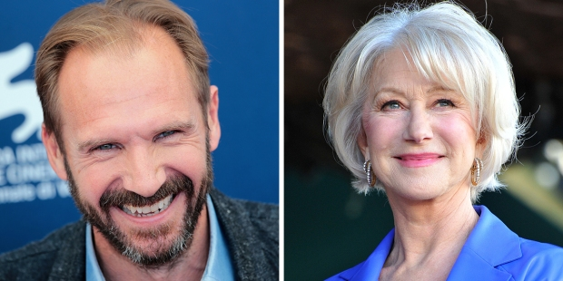 Ralph Fiennes, Helen Mirren