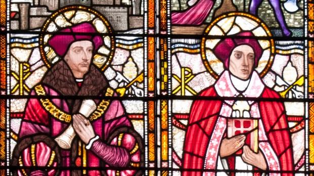 Thomas More and John Fisher