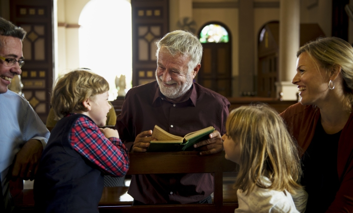 (Slideshow) Take inspiration from St. Dominic to help your family really thrive