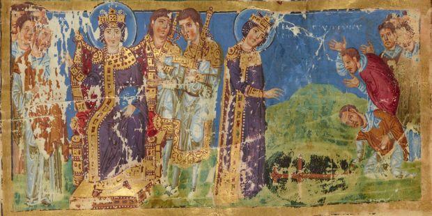 (slideshow) The Exaltation of the Cross in art