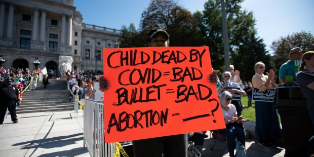 (slideshow) EXCLUSIVE PHOTOS: Massive crowds flock to the PA capital for its 1st official March for Life