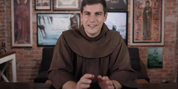 YouTube priest entertains with '18 Minutes of Useless Catholic Trivia'