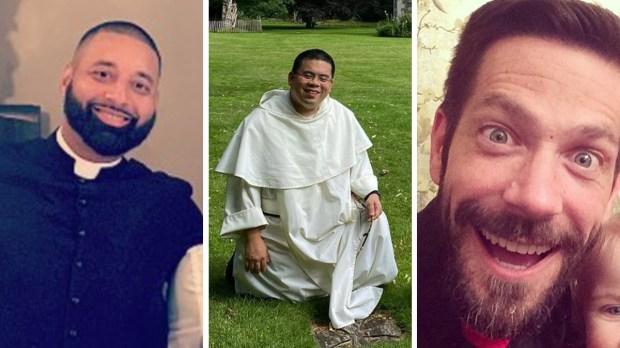 INSTAGRAM PRIESTS