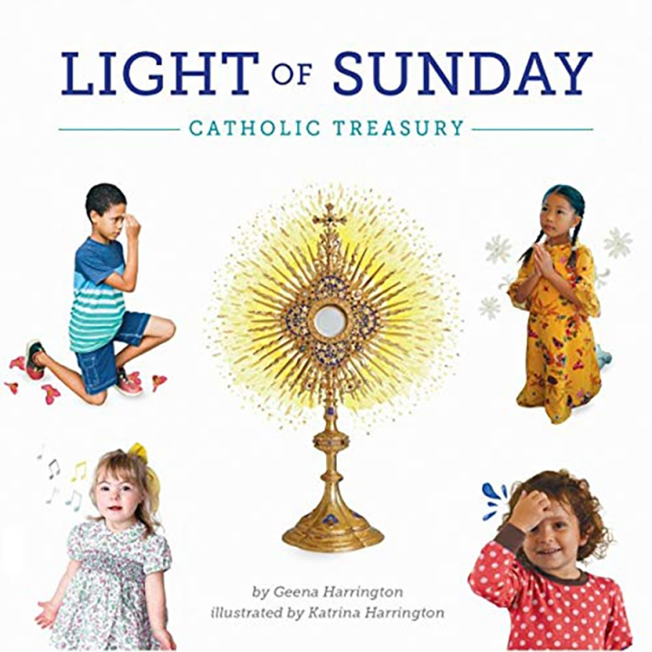 (SLIDESHOW) 5 Books to teach young children about the Eucharist