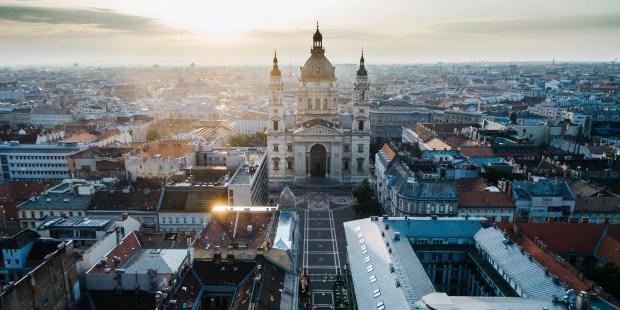 Stephen's Basilica in Budapest