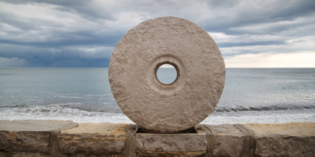 Mass prep — 30 seconds/3 points: The Roman punishment of the millstone