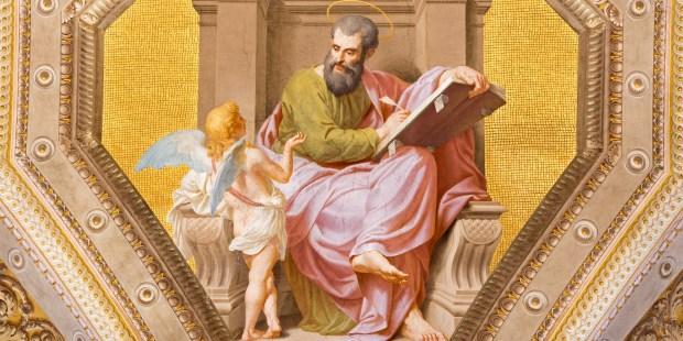 Meet Matthew and find Christ in new spiritual classic