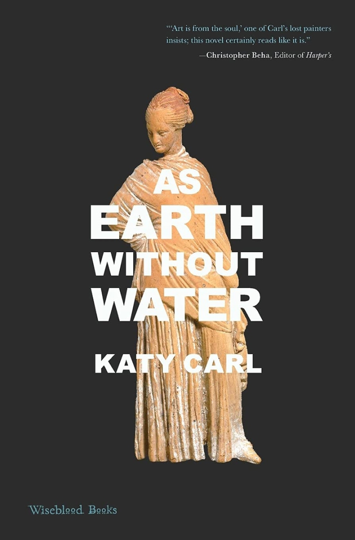 AS EARTH WITHOUT WATER