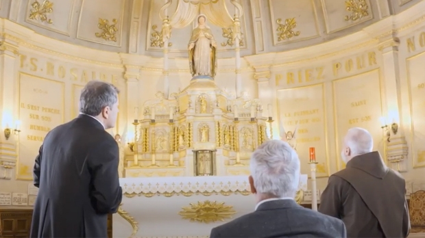 Bridge of Roses: The Story of Our Lady of the Cape