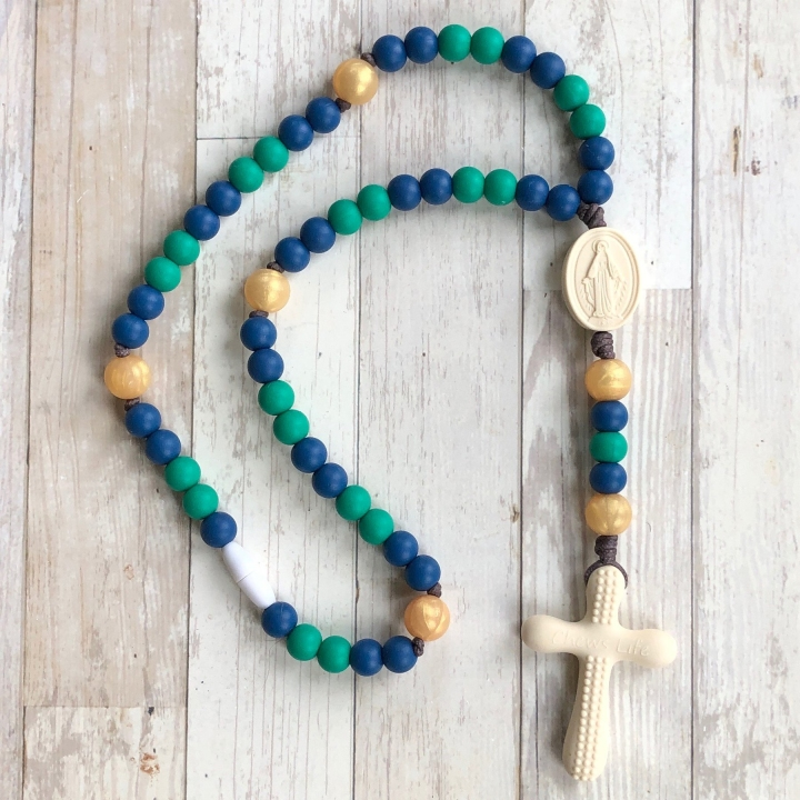 (SLIDESHOW) 5 Adorable rosaries for babies