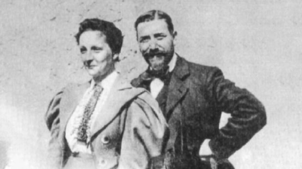 FELIX AND ELISABETH LESEUR
