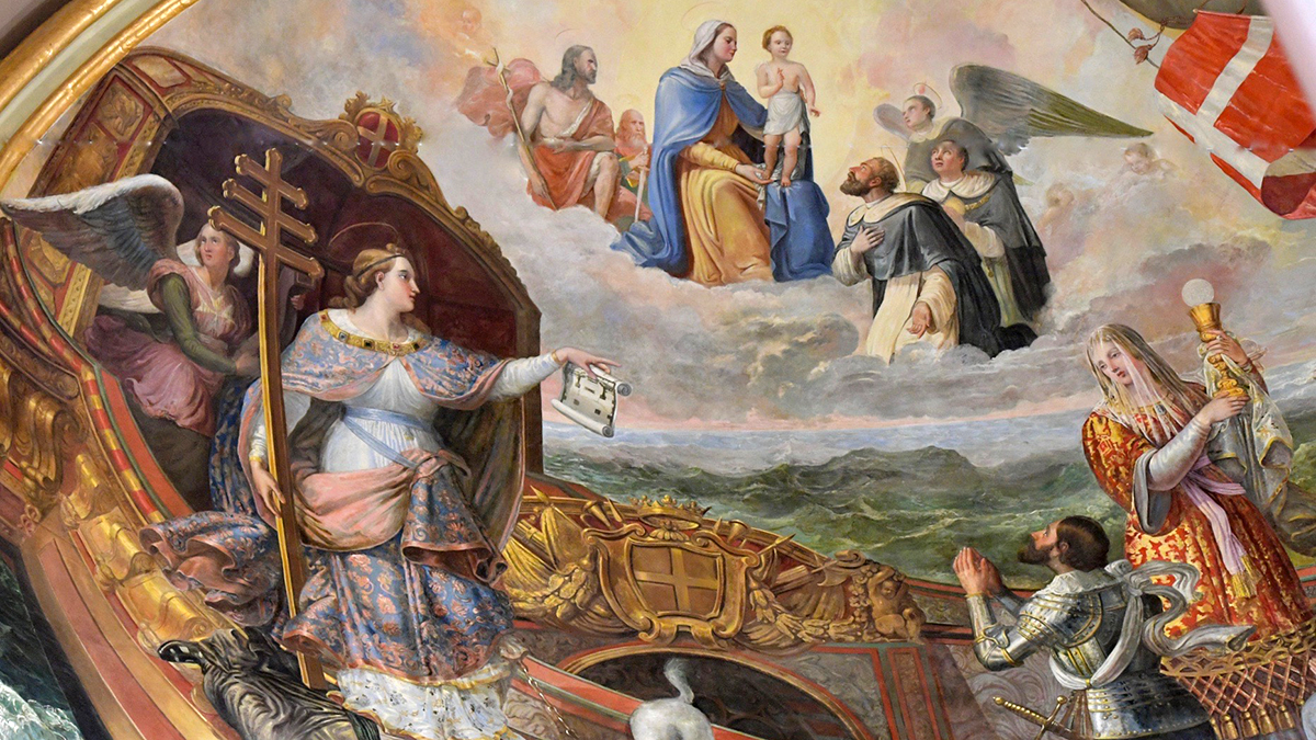 3 Pieces of Rosary history to know … all linked to Malta