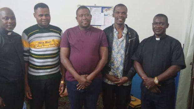 Nigeria abducted seminarians